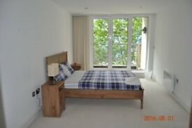 ENSUITE BEDROOM WITH BALCONY & GYM