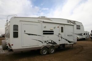 2008 Forest River Rockwood Signature Ultralite 28SS