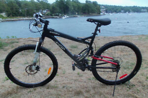 Great X Country Style Bike 26 inch frame