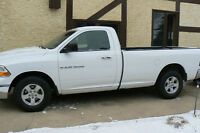 2011 Ram 1500 SLT Pickup Truck  8 ft box  .loaded