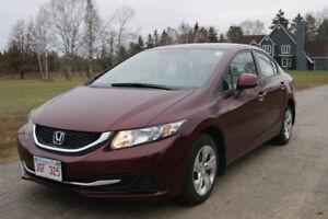 2013 Honda Civic ex Sedan LOADED ! 1 OWNER