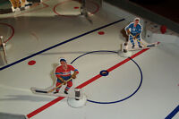 Antique, Collectable Table To Hockey Game