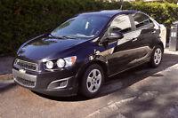 2012 Chevrolet Sonic LT Berline *PARFAITE CONDITION*
