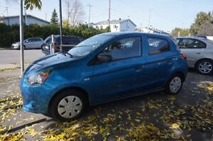 2015 Mitsubishi Mirage 18 400 KM, NEGOCIABLE