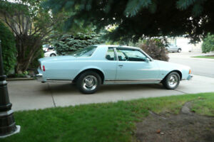 Immaculate  1978 Caprice!
