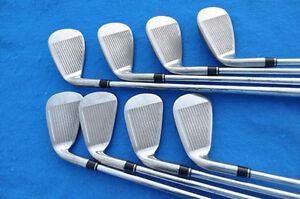 Men's Taylormade RBZ irons 4-AW Stiff new grips