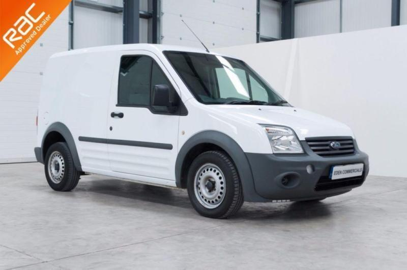 2011 11 FORD TRANSIT CONNECT 1.8 T200 SMALL PANEL VAN