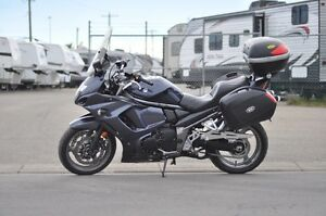 2014 Suzuki GSX1250FA - Givi luggage, Corbin seat, and more!