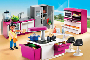 Wanted: Playmobil Modern Kitchen 5532