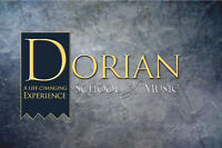 Dorian School of Music Business as Usual All Summer Long!