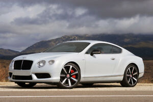 2014 Bentley Continental GT V8S-BEST PRICE NON NEGOTIABLE