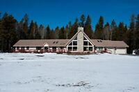 Great acreage with house and shops for sale