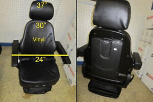 Top of the Line Mechanical Suspension Seat