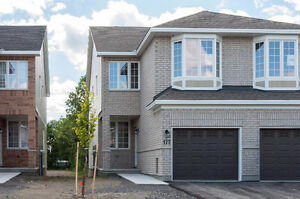 Olympia Homes Almonte Model Semi Detached in Arnprior