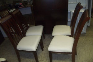 Brand new Dining table and 6 chairs....