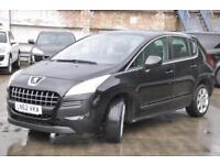 2012 Peugeot 3008 1.6 e-HDi FAP Access SUV EGC 5dr
