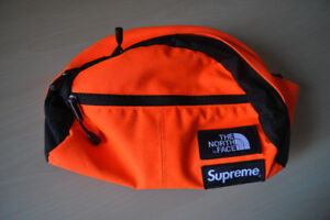 SUPREME THE NORTH FACE WAISTBAG SIDEBAG FANNYPACK