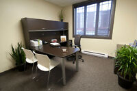 Fully Furnished Executive Office Space Available!