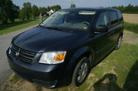 2008 Dodge Grand Caravan SE loaded Minivan, Van