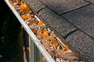 CLEAN GUTTERS BEFORE WINTER!!