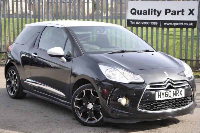 2010 citroen ds3 1 6 hdi dsport 3dr in wembley london gumtree. Black Bedroom Furniture Sets. Home Design Ideas