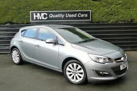 2013 Vauxhall Astra 1.6i 16V Elite 5dr 5 door Hatchback