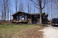 House For Rent at Beautiful McCullough Lake