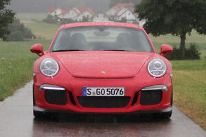 Porsche 991 GT3 Style Front Bumper for all 2012-2014 Carrera, S