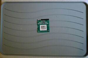 Gray Boot Tray 17 X 27 inches (New)