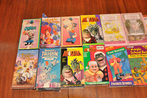 Assorted childrens VHS and some DVD's Gatineau Ottawa / Gatineau Area image 4