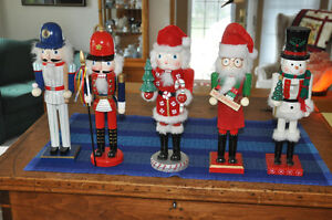 Christmas Nutcrackers -  12.00 each Peterborough Peterborough Area image 1