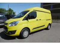 2015 FORD TRANSIT CUSTOM 310 TREND LWB L2 H2 125 2.2 TDCI WITH TWIN SIDE LOADING