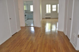Spacious 4 1/2 apartment for rent