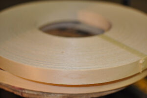250ft prefinished birch edgebanding veneer