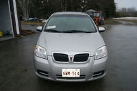 2009 Pontiac G3 Wave loaded Sedan