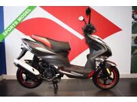 2017 17 SINNIS HARRIER 125 2017 EFI NEW FOR 2017