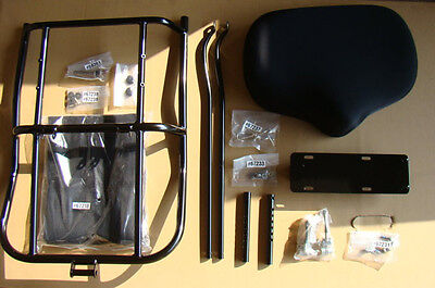 - Recumbent Bike Bicycle Seat Assembly Kit Complete NEW
