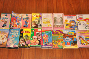 Assorted childrens VHS and some DVD's Gatineau Ottawa / Gatineau Area image 6