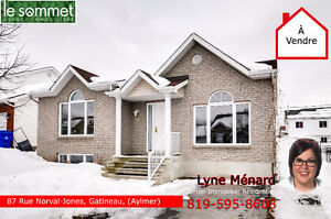 Plein-Pied Quartier Lakeview! / Bungalow, Lakeview neighbourhood
