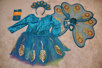 Gymboree Peacock costume Size 5-6 excellent condition Ottawa Ottawa / Gatineau Area Preview