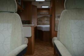 Autocruise Startrail FIAT 4 BERTH 2 TRAVEL SEAT MOTORHOME