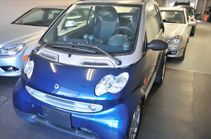 2006 Smart Car Fortwo Convertible Coupe-DIESEL CERTIFIED