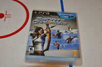 sports champions ps3 MOVE video game