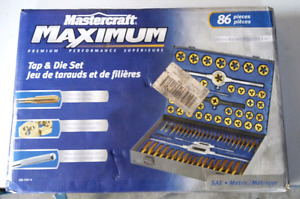 Mastercraft Maximum 86 pcs!