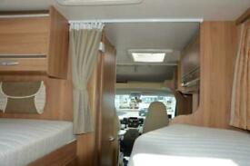 Burstner Travel Van T620 FIAT 3 BERTH 4 TRAVEL SEAT MOTORHOME