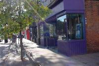 Old East Village Retail/Commercial Space for Lease