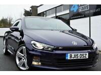 2015 VOLKSWAGEN SCIROCCO 2.0 TDI BLUEMOTION TECH R-LINE 3DR COUPE AUTOMATIC DIES