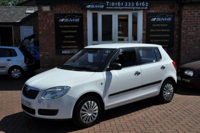 2008 skoda fabia 1.2 level 1 htp 5d 59 bhp | in stockport