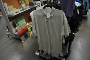 mens golf shirts 12.00 for two