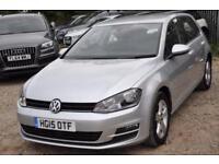 2015 Volkswagen Golf 2.0 TDI BlueMotion Tech Match Hatchback DSG 5dr